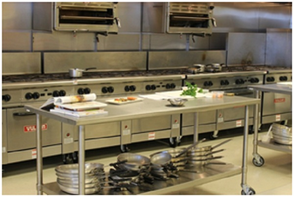 Compact Commercial Kitchens