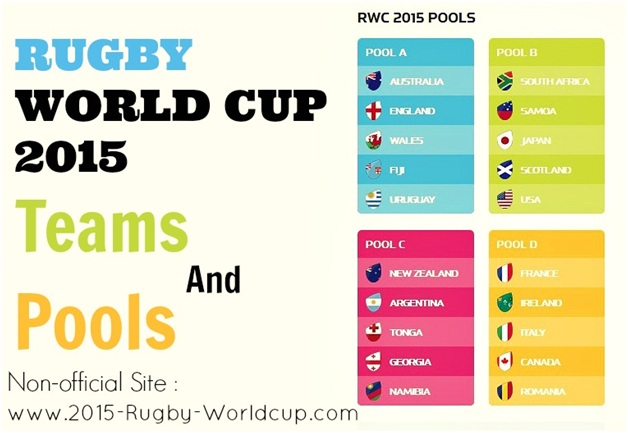 Review of the top 5 Teams from the last Rugby World Cup